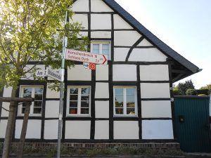Referenz Sanierung Fachwerkhaus nacher Gesamtansicht